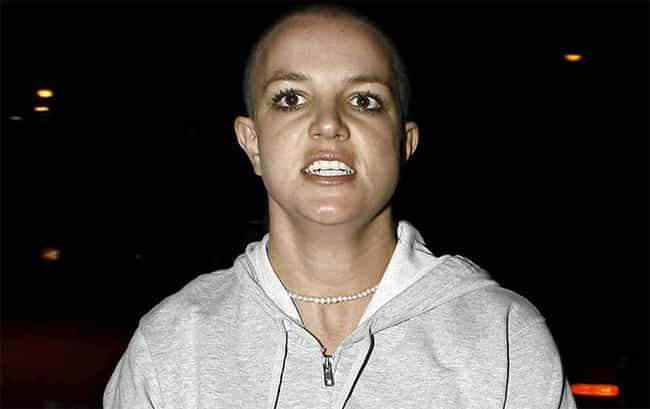 Britney Spears Smeared Food on... is listed (or ranked) 2 on the list Insane Things That (Really) Happened at the Chateau Marmont