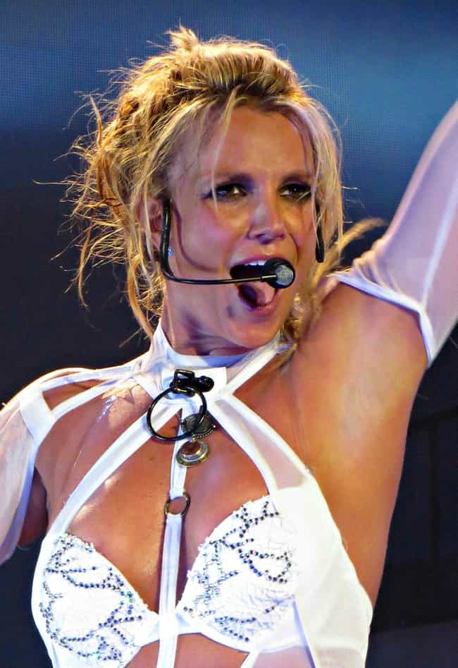 Britney Spears Smeared F... is listed (or ranked) 2 on the list Insane Things That (Really) Happened at the Chateau Marmont
