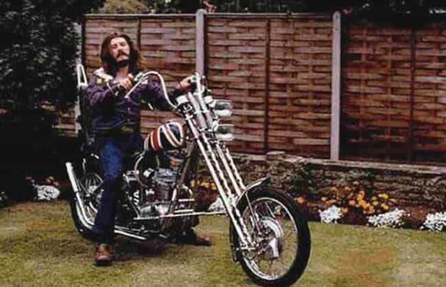 John Bonham Drove a Motorcycle... is listed (or ranked) 3 on the list Insane Things That (Really) Happened at the Chateau Marmont