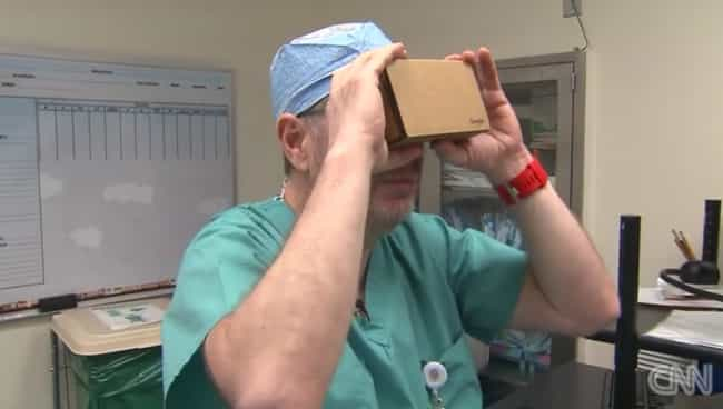 Google Cardboard Saves Toddler is listed (or ranked) 1 on the list 14 Times Google Actually Saved Someone's Life