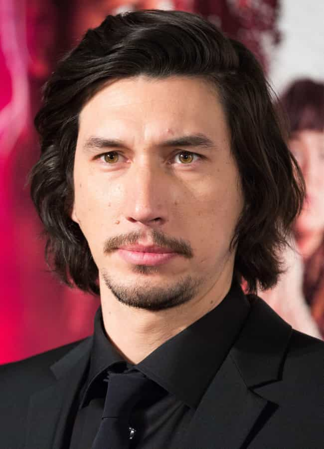 He's Just as Surprised a... is listed (or ranked) 1 on the list 20 Interesting Facts You Didn't Know About Adam Driver