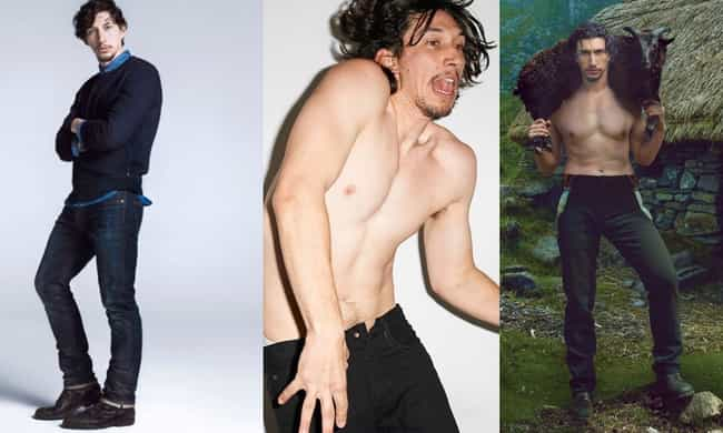 He's Just as Surprised as ... is listed (or ranked) 2 on the list 20 Interesting Facts You Didn't Know About Adam Driver