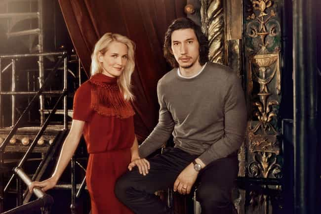He Got a Style and Grooming In... is listed (or ranked) 3 on the list 20 Interesting Facts You Didn't Know About Adam Driver