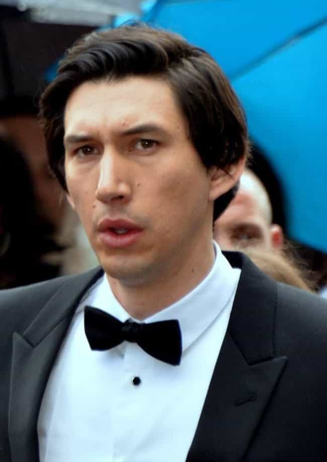 He Got a Style and Groom... is listed (or ranked) 3 on the list 20 Interesting Facts You Didn't Know About Adam Driver