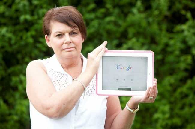 Caroline Greeves Self-Diagnose... is listed (or ranked) 3 on the list 14 Times Google Actually Saved Someone's Life