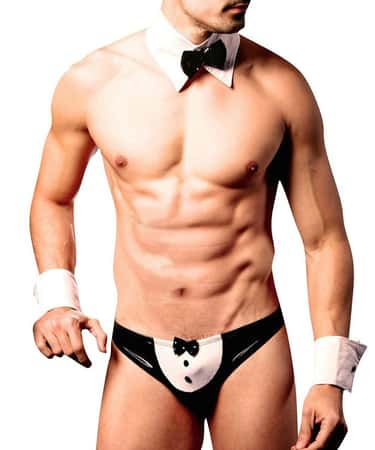 Tuxedo Boxer Brief Underwear is listed (or ranked) 5 on the list The Most Insane Lingerie You Can Buy