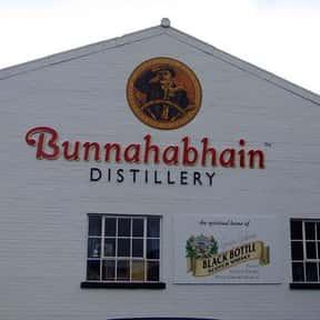Bunnahabhain is listed (or ranked) 19 on the list The Best Scotch Brands