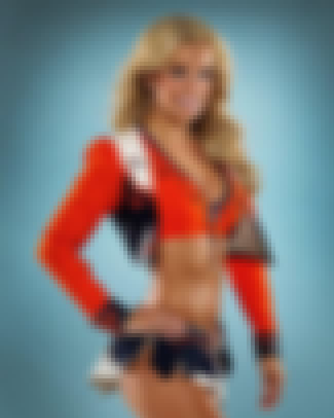 Katie B is listed (or ranked) 4 on the list Hot Cheerleaders You'll Want to Root for at Super Bowl 50