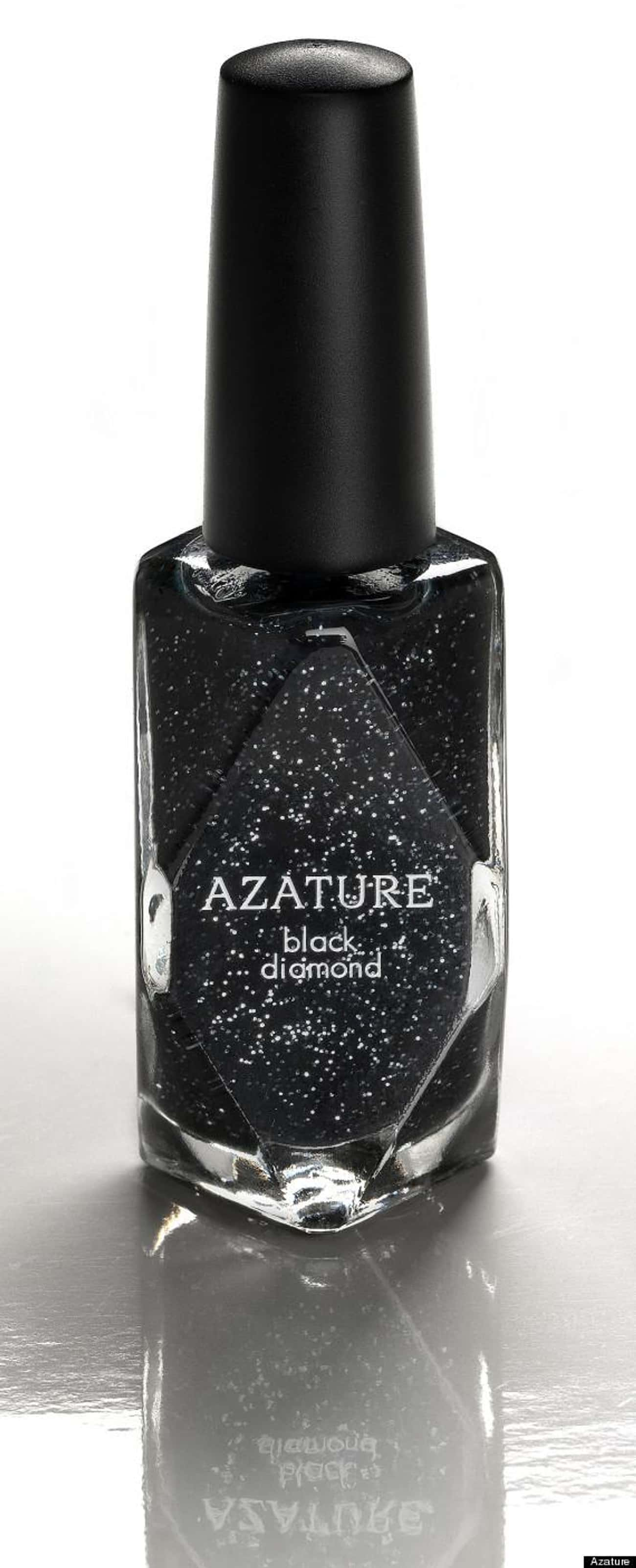 Azature Black Diamond Nail Pol is listed (or ranked) 3 on the list Crazy Beauty Products You Definitely Don't Need