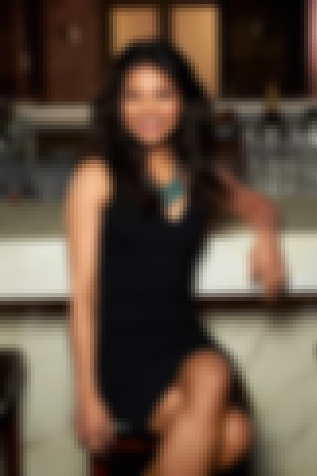 Waiting for her date is listed (or ranked) 4 on the list The Hottest Ginger Gonzaga Pics Ever