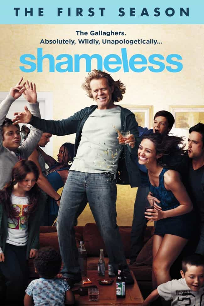 Shameless - Season 1 is listed (or ranked) 2 on the list Every Season of 'Shameless', Ranked Best to Worst