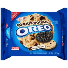 Cookie Dough Oreo is listed (or ranked) 1 on the list The Best Oreo Flavors