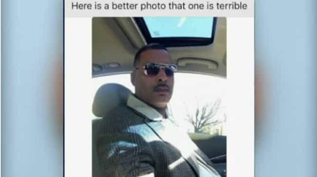 Ohio Fugitive Took Selfie Inst... is listed (or ranked) 2 on the list Criminals Who Couldn't Help But Pause to Take a Selfie