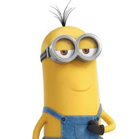 Kevin the Minion is listed (or ranked) 2 on the list Fictional Characters Named Kevin