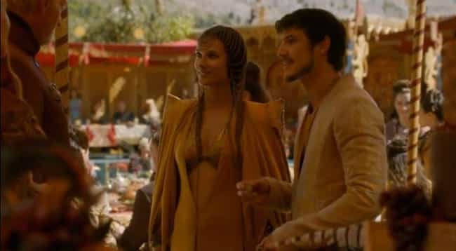 Elia Martell And Rhaegar... is listed (or ranked) 4 on the list Key Events That Happened Before 'Game of Thrones' Even Started