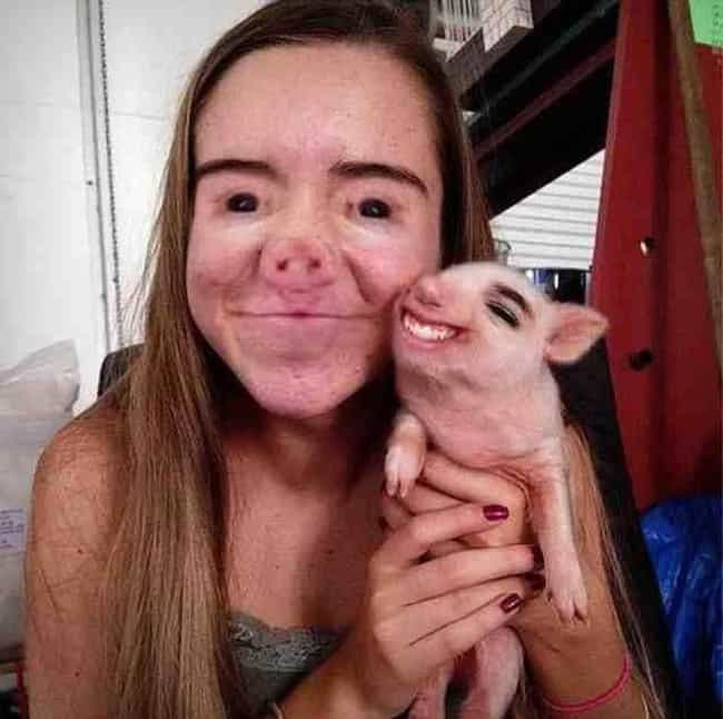 Disturbing Face Swaps That'll Give You Nightmares Forever