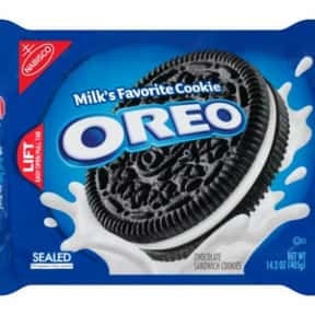 Oreo Original Chocolate is listed (or ranked) 2 on the list The Best Oreo Flavors