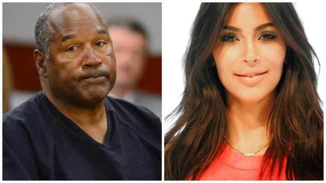 Simpson Had Pictures of Kim Ka... is listed (or ranked) 2 on the list Facts About OJ Simpson That Will Make Your Skin Crawl