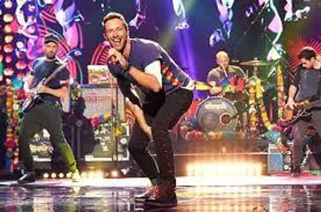 It's A Basic Band For Basic Pe... is listed (or ranked) 1 on the list Reasons Why Americans Hate Coldplay, Britain's Biggest Band