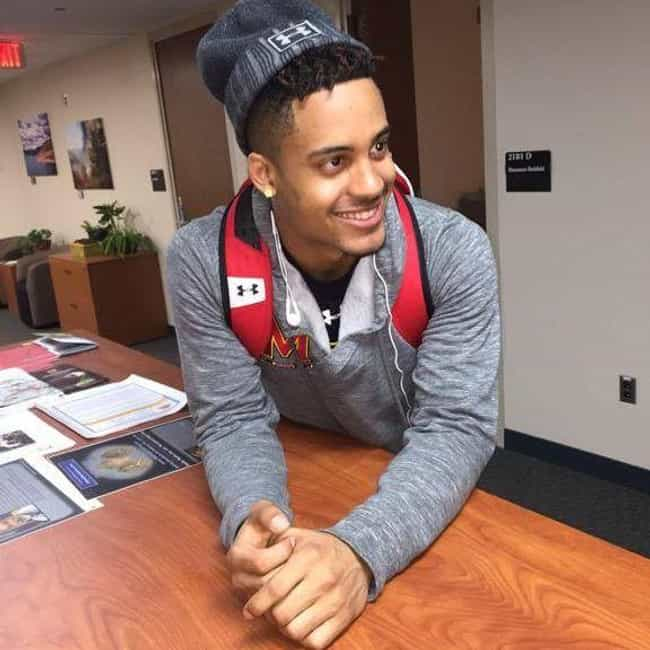 Melo Trimble is listed (or ranked) 4 on the list The Hottest NCAA College Basketball Players