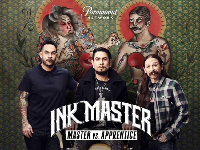 Ink Master - Season 6 is listed (or ranked) 5 on the list The Best Seasons of 'Ink Master'