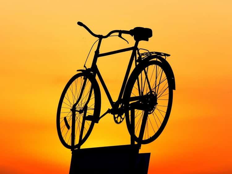 Woman Steals Back Her Stolen Bike