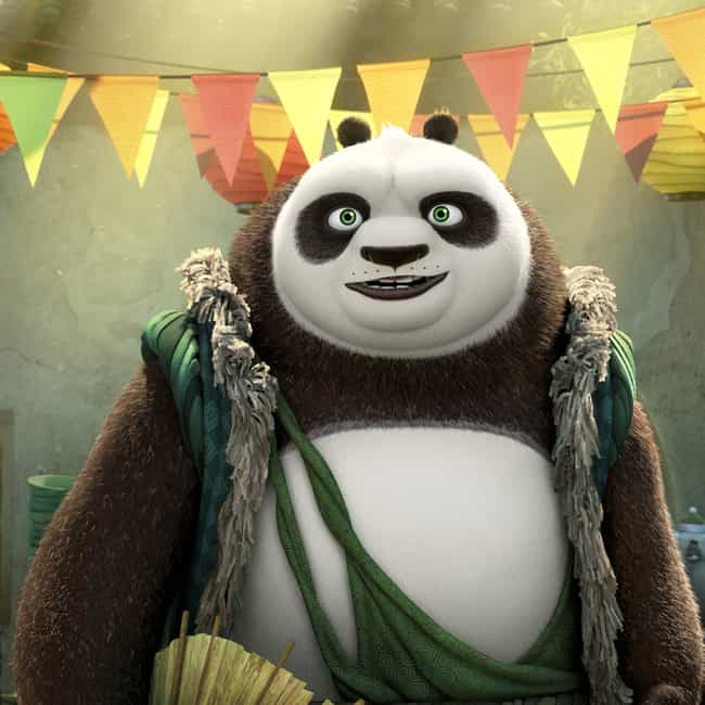 Justice is About to Be Served is listed (or ranked) 3 on the list Kung Fu Panda 3 Movie Quotes