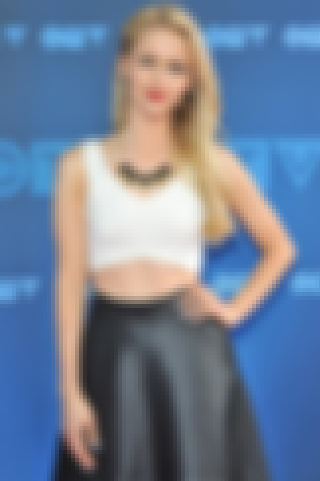Johanna Braddy attends CTV Upf... is listed (or ranked) 2 on the list The Hottest Johanna Braddy Pics of All Time