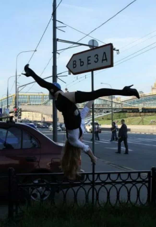 WTF Russia Photos That Prove Everyone Is Insane
