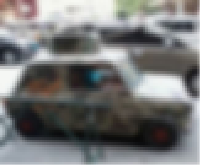 The Cutest Tank in Mother Russ... is listed (or ranked) 3 on the list WTF Russia Photos That Prove Everyone Is Insane