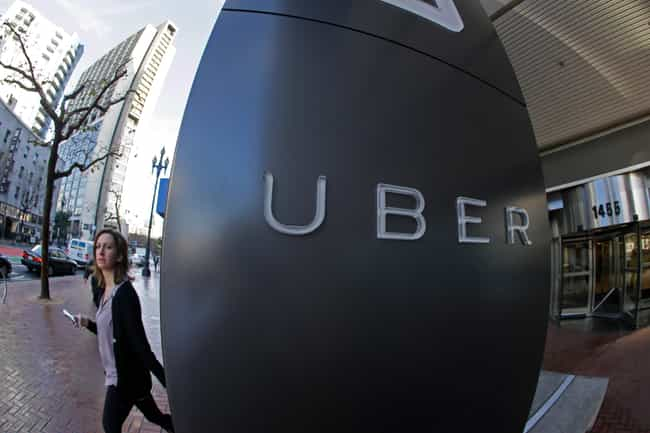 """""""Loco Daniel"""" Needs He... is listed (or ranked) 4 on the list The Craziest Uber Surge Pricing"""