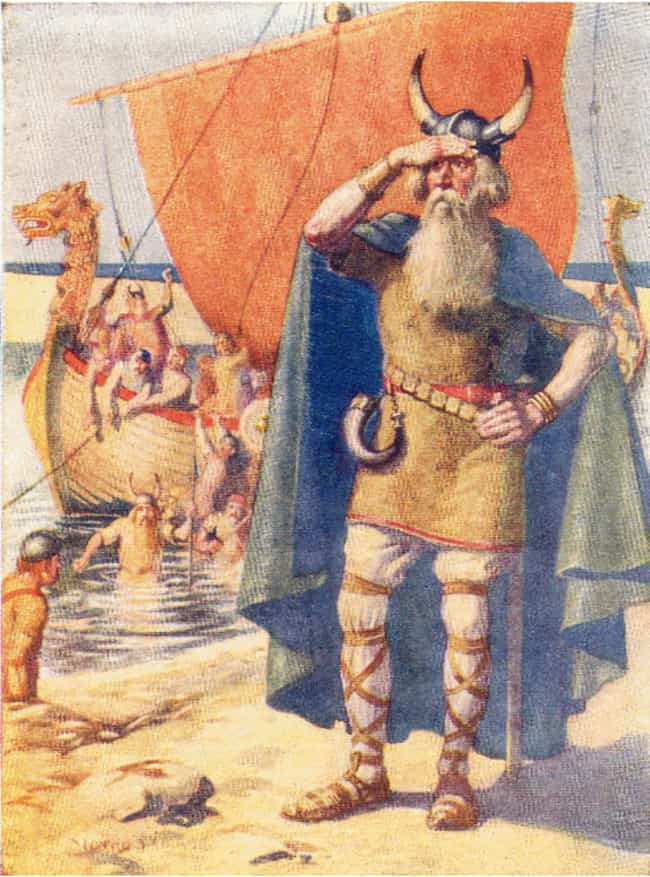 """Viking"" Refer... is listed (or ranked) 1 on the list 26 Things You Might Not Know About Vikings"