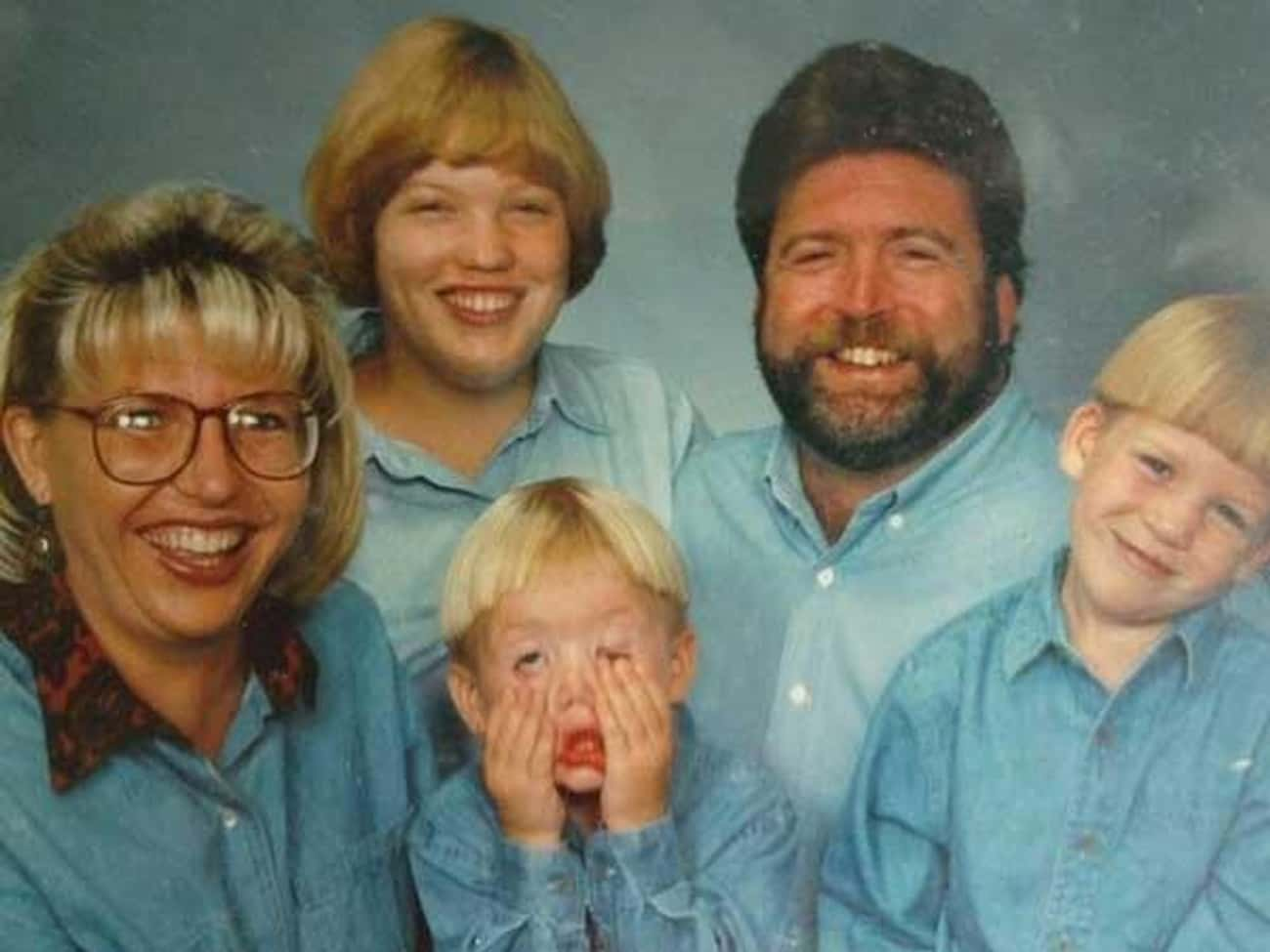 Meet The Denims is listed (or ranked) 1 on the list Denim Glamour Shots That Won the Internet