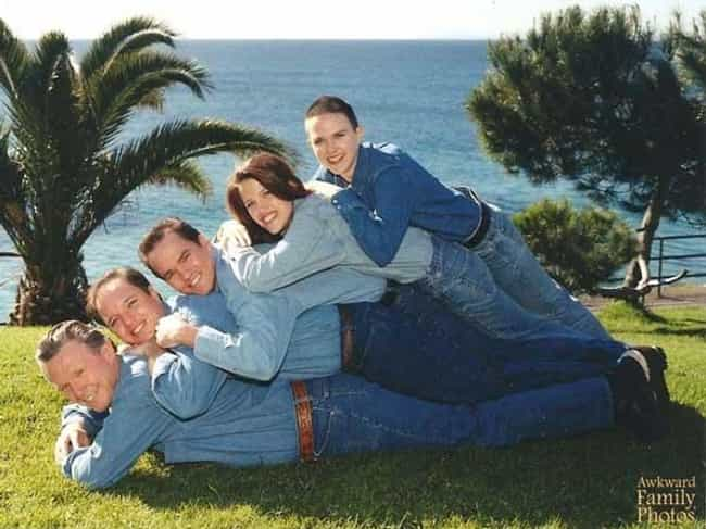 A Serious Case of Blue B... is listed (or ranked) 4 on the list Denim Glamour Shots That Won the Internet