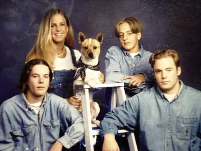 When the Dog Is the Styl... is listed (or ranked) 3 on the list Denim Glamour Shots That Won the Internet