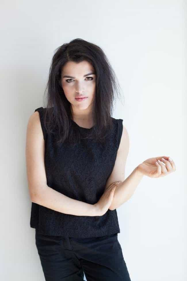 Eve harlow in a messy hair loo... is listed (or ranked) 4 on the list The Most Stunning Eve Harlow Pics Ever, Ranked