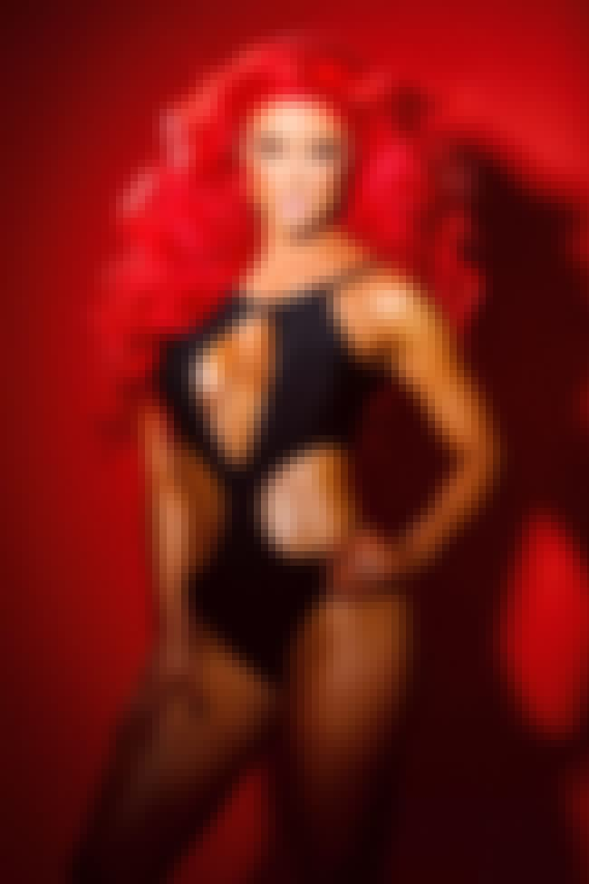 Eva Marie in Black Monokini is listed (or ranked) 2 on the list The Hottest Eva Marie Pics Ever