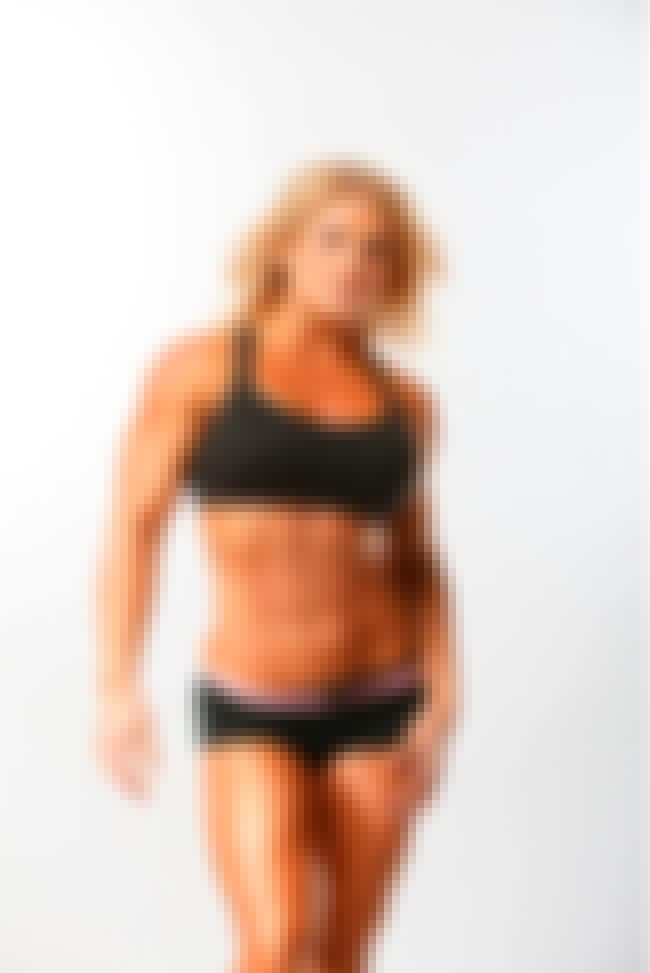 Date a girl with abs is listed (or ranked) 4 on the list The Hottest Beth Phoenix Pics Ever