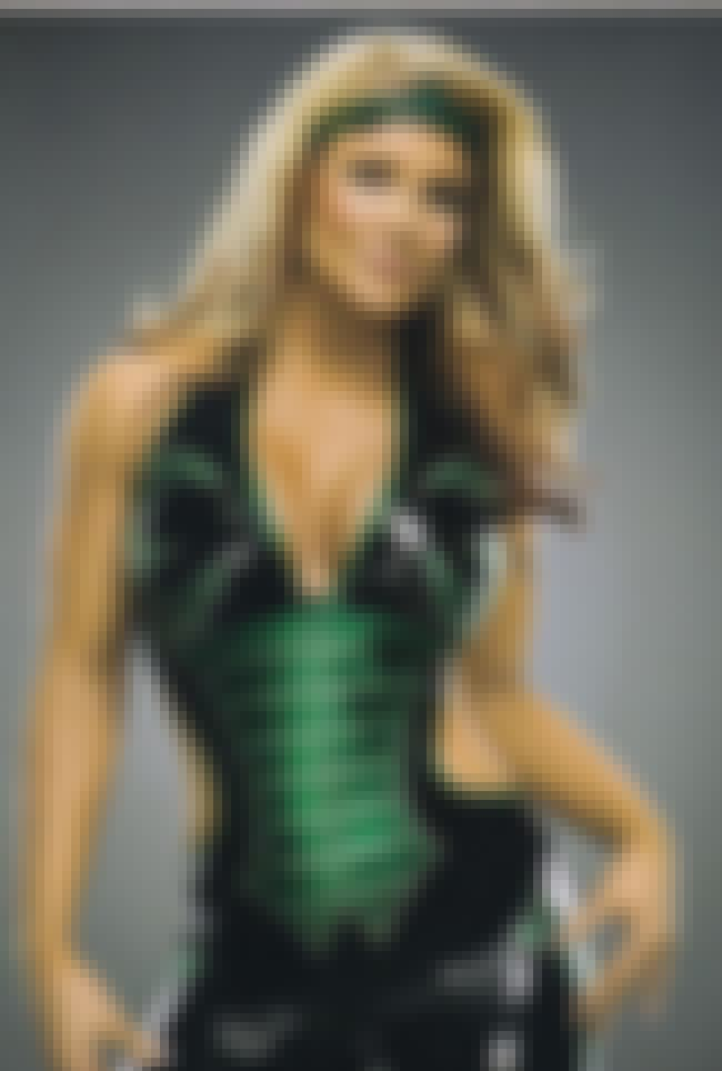 Beth Phoenix in Black and Gree... is listed (or ranked) 1 on the list The Hottest Beth Phoenix Pics Ever
