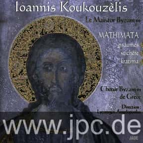 Ioannis Koukouzelis is listed (or ranked) 7 on the list The Best Medieval Composers, Ranked