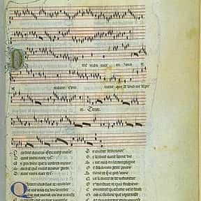 Jehannot de l'Escurel is listed (or ranked) 25 on the list The Best Medieval Composers, Ranked