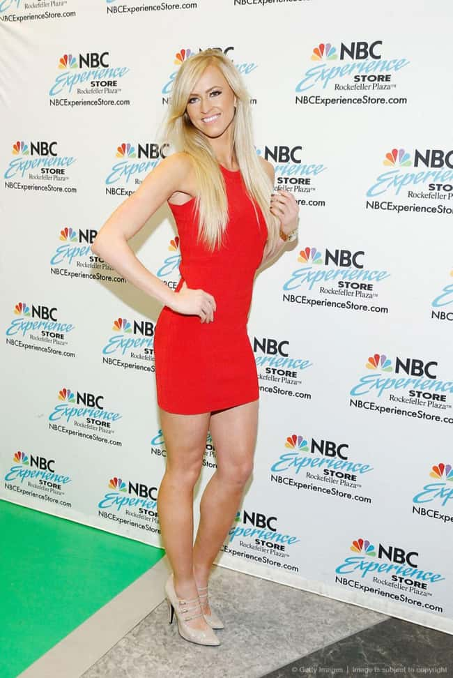 Summer Rae At The NBC Experien is listed (or ranked) 23 on the list The Hottest Summer Rae Pics Ever, Ranked