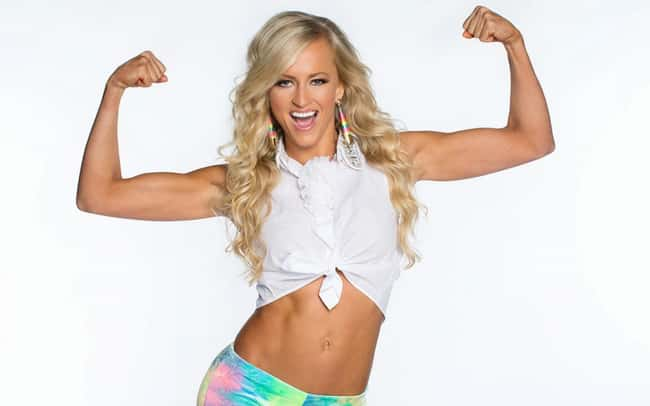 I'm strong is listed (or ranked) 24 on the list The Hottest Summer Rae Pics Ever, Ranked