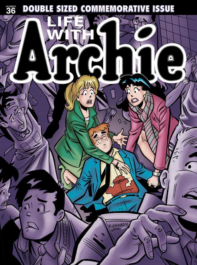 Life with Archie #36 is listed (or ranked) 4 on the list Archie Comics That Prove Archie Is Smarter Than You Think