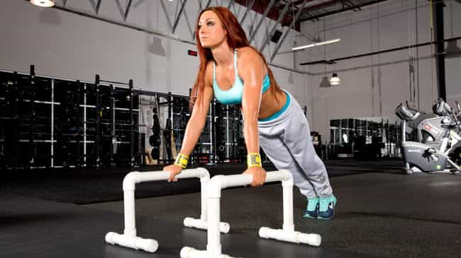 Fit is the New Sexy is listed (or ranked) 4 on the list The Hottest Becky Lynch Pics Ever, Ranked