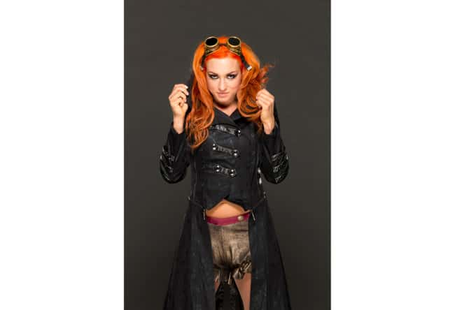 Look at me Now is listed (or ranked) 22 on the list The Hottest Becky Lynch Pics Ever, Ranked