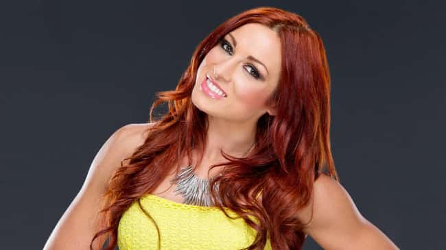 The sexiest thing a girl can w is listed (or ranked) 5 on the list The Hottest Becky Lynch Pics Ever, Ranked