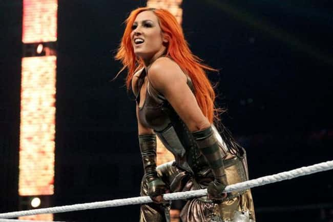 Too Excited for her Fight is listed (or ranked) 7 on the list The Hottest Becky Lynch Pics Ever, Ranked