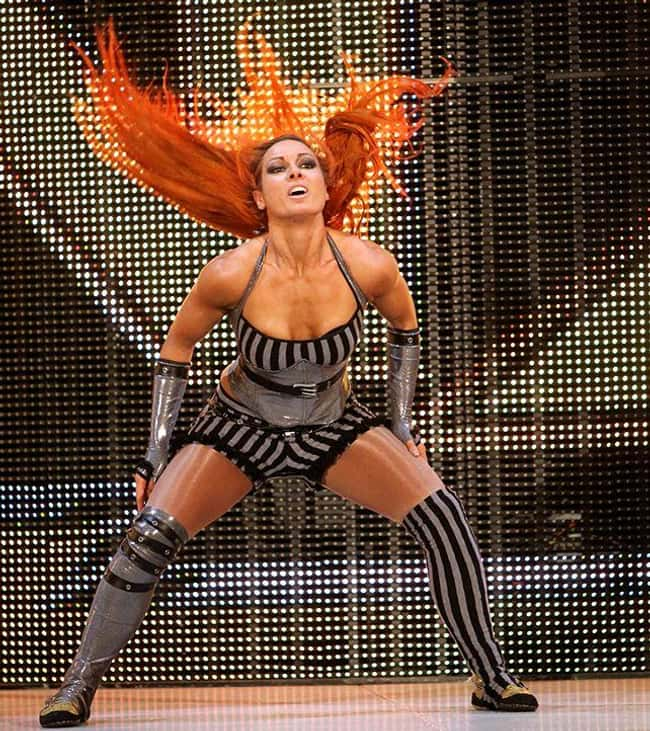 Whip my Hair is listed (or ranked) 8 on the list The Hottest Becky Lynch Pics Ever, Ranked