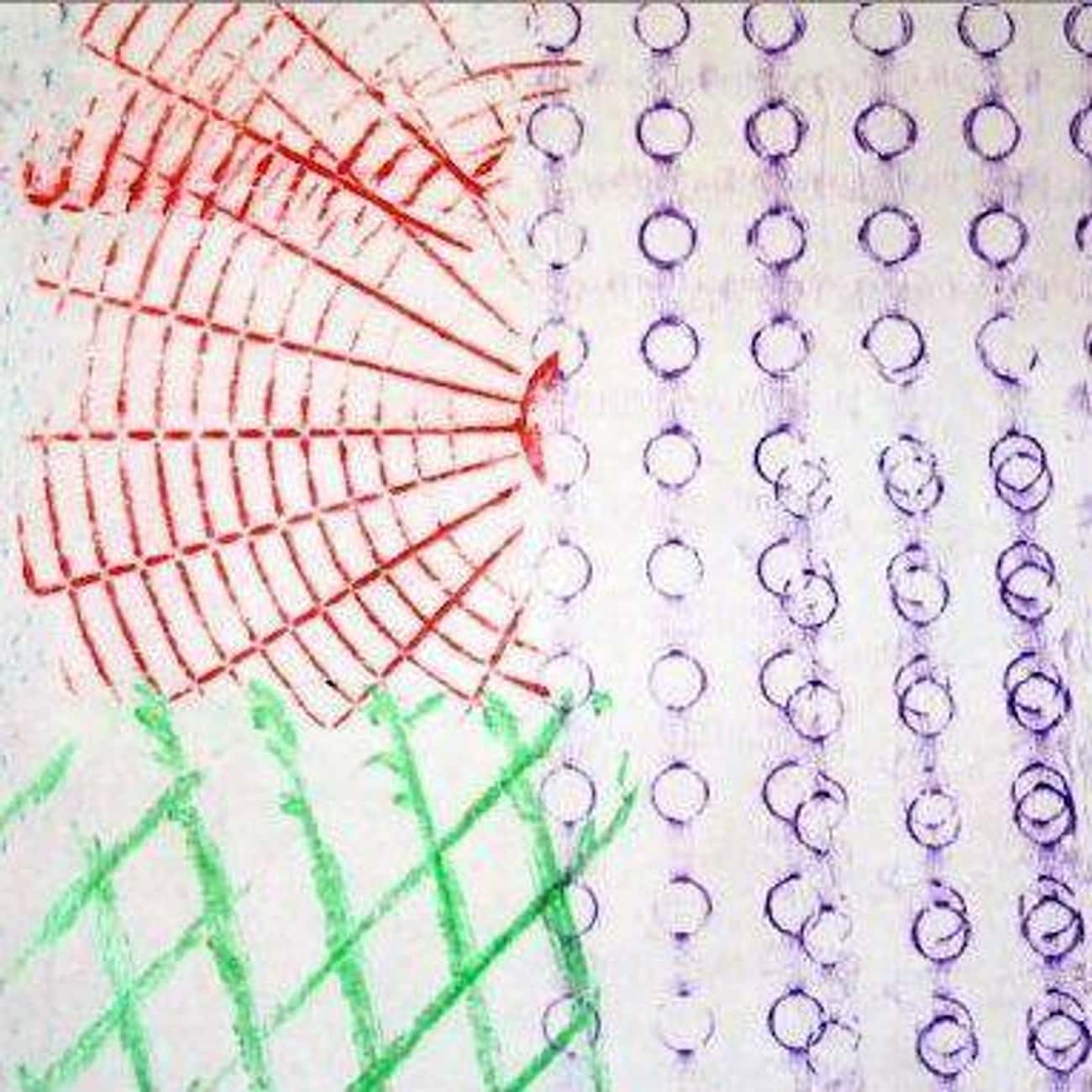 Make a Crayon Rubbing is listed (or ranked) 2 on the list Good Activities for 4 Year Olds